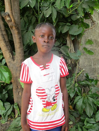 Help Viginia by becoming a child sponsor. Sponsoring a child is a rewarding and heartwarming experience.