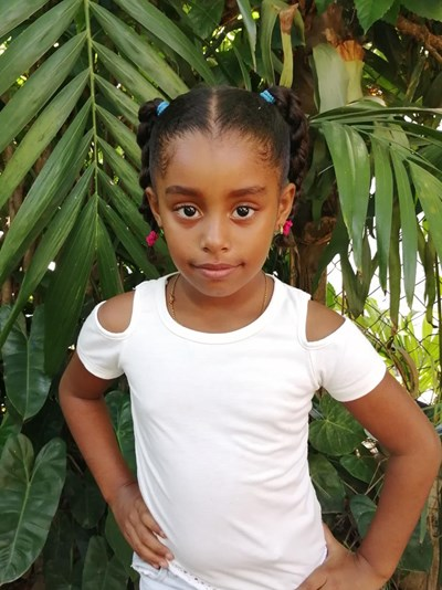 Help Darianny Altagracia by becoming a child sponsor. Sponsoring a child is a rewarding and heartwarming experience.
