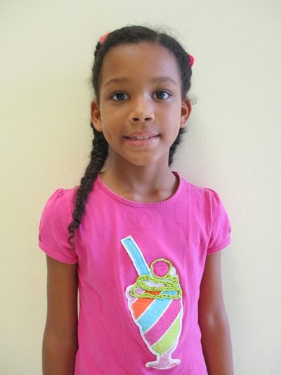 Help Lisbeth by becoming a child sponsor. Sponsoring a child is a rewarding and heartwarming experience.