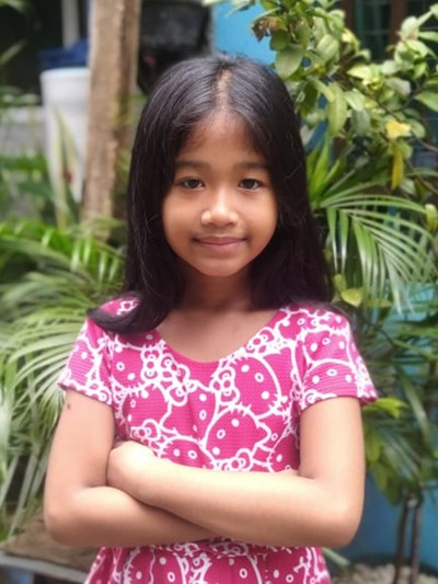 Help Gia Jane S. by becoming a child sponsor. Sponsoring a child is a rewarding and heartwarming experience.