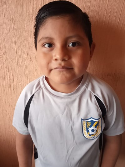 Help Diego Silvino by becoming a child sponsor. Sponsoring a child is a rewarding and heartwarming experience.
