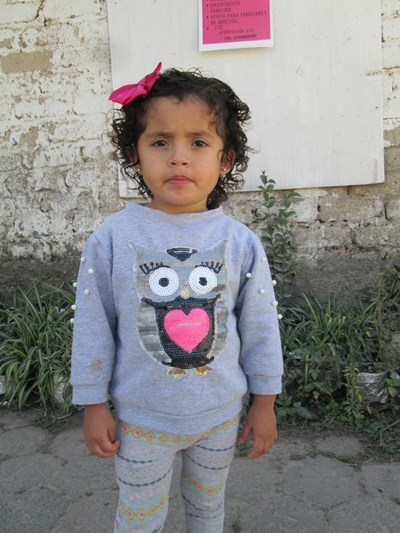 Help Isamar by becoming a child sponsor. Sponsoring a child is a rewarding and heartwarming experience.