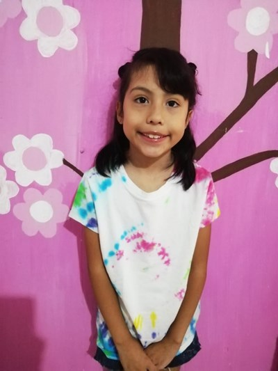 Help Monserrat Tadeomi by becoming a child sponsor. Sponsoring a child is a rewarding and heartwarming experience.