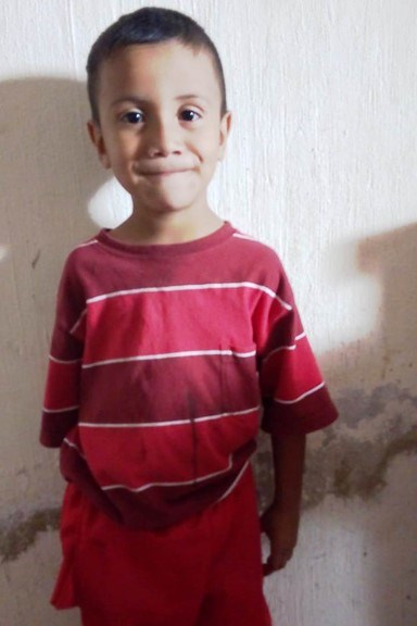 Help Hector Manuel by becoming a child sponsor. Sponsoring a child is a rewarding and heartwarming experience.