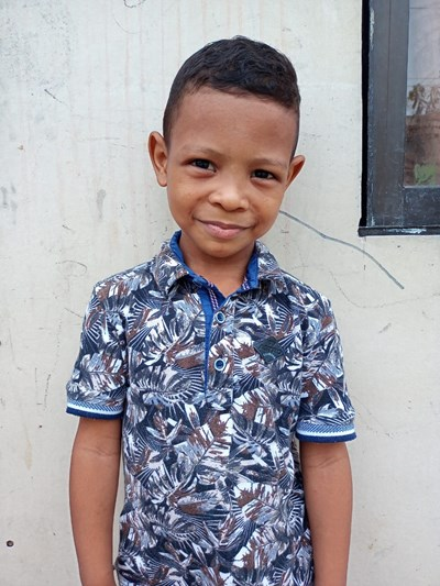 Help Alan  José by becoming a child sponsor. Sponsoring a child is a rewarding and heartwarming experience.