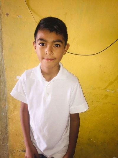 Help Angel Antonio by becoming a child sponsor. Sponsoring a child is a rewarding and heartwarming experience.