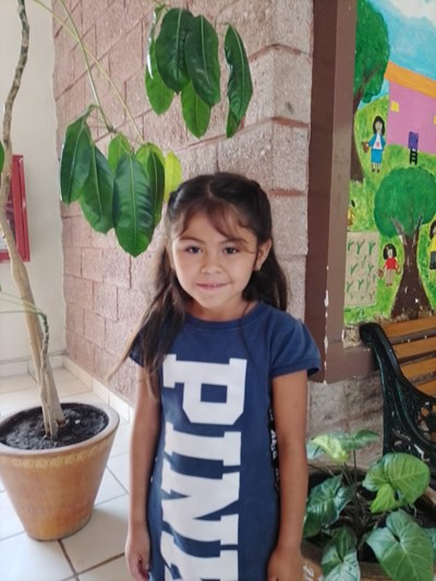Help Valeria Guadalupe by becoming a child sponsor. Sponsoring a child is a rewarding and heartwarming experience.