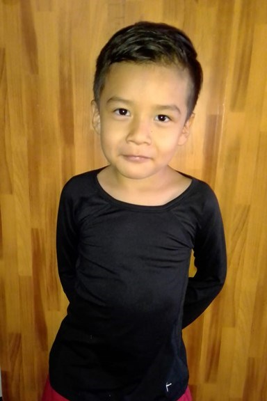 Help Joseph Andre by becoming a child sponsor. Sponsoring a child is a rewarding and heartwarming experience.