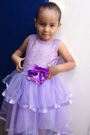 Help Anna Catherine by becoming a child sponsor. Sponsoring a child is a rewarding and heartwarming experience.