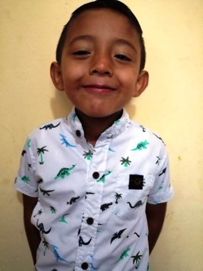 Help Diego Jesus by becoming a child sponsor. Sponsoring a child is a rewarding and heartwarming experience.