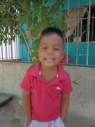 Help Heiker Adrian by becoming a child sponsor. Sponsoring a child is a rewarding and heartwarming experience.