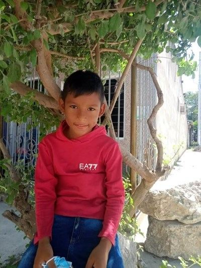 Help Abraham David by becoming a child sponsor. Sponsoring a child is a rewarding and heartwarming experience.
