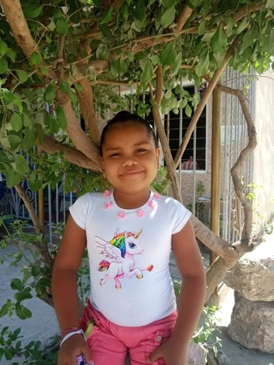 Help Joixi Johana by becoming a child sponsor. Sponsoring a child is a rewarding and heartwarming experience.