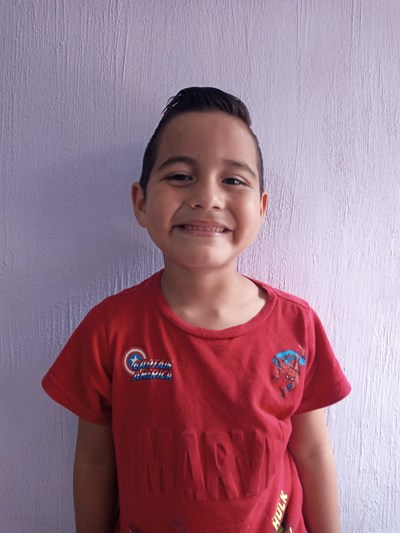 Help Joshua Alejandro by becoming a child sponsor. Sponsoring a child is a rewarding and heartwarming experience.