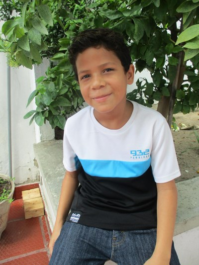 Help Sebastian Jose by becoming a child sponsor. Sponsoring a child is a rewarding and heartwarming experience.