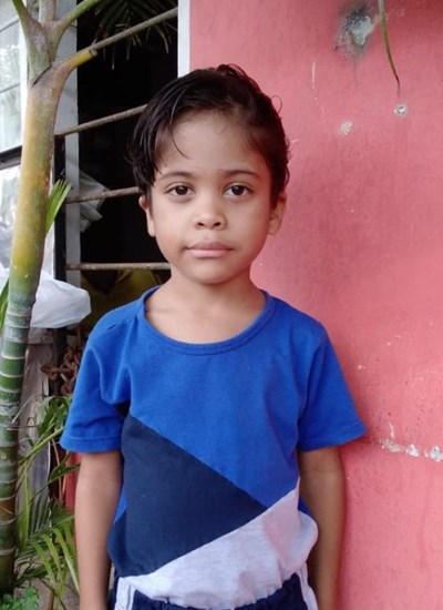 Help Jeffry Said by becoming a child sponsor. Sponsoring a child is a rewarding and heartwarming experience.