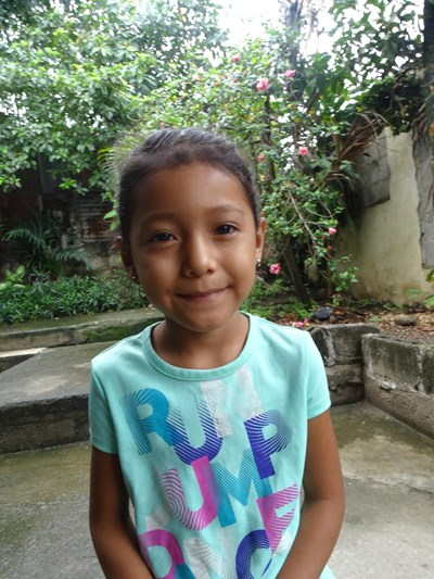 Help Genesis Marisol by becoming a child sponsor. Sponsoring a child is a rewarding and heartwarming experience.