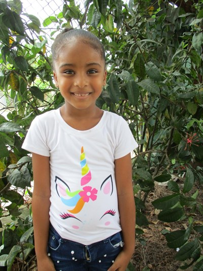 Help Cris Elaiza by becoming a child sponsor. Sponsoring a child is a rewarding and heartwarming experience.