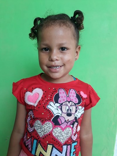 Help Lisi Johanna by becoming a child sponsor. Sponsoring a child is a rewarding and heartwarming experience.