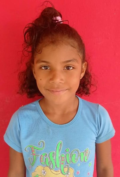 Help Yarielis Michell by becoming a child sponsor. Sponsoring a child is a rewarding and heartwarming experience.