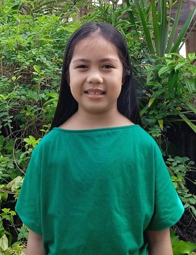 Help Ma. Sophia A. by becoming a child sponsor. Sponsoring a child is a rewarding and heartwarming experience.