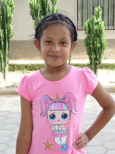 Help Astrid Belen by becoming a child sponsor. Sponsoring a child is a rewarding and heartwarming experience.