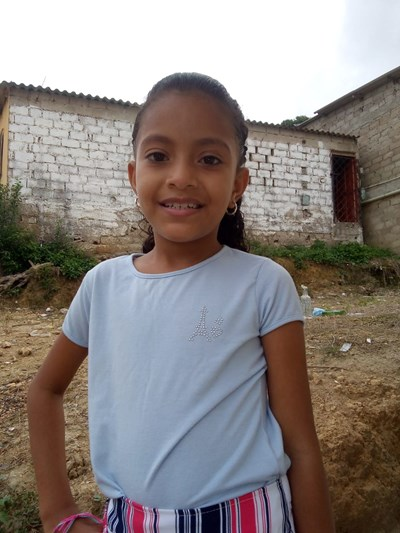 Help Dany Leidis by becoming a child sponsor. Sponsoring a child is a rewarding and heartwarming experience.
