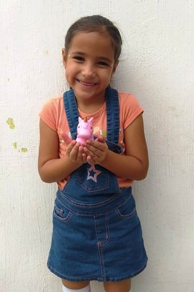Help Alma Esmeralda by becoming a child sponsor. Sponsoring a child is a rewarding and heartwarming experience.