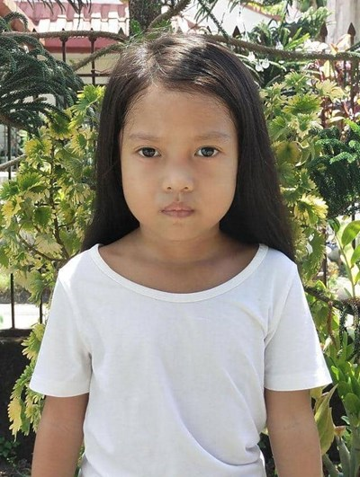 Help Ayeshia Jace A. by becoming a child sponsor. Sponsoring a child is a rewarding and heartwarming experience.