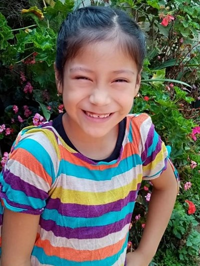 Help Astrid Melissa by becoming a child sponsor. Sponsoring a child is a rewarding and heartwarming experience.