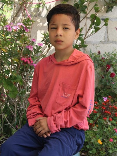 Help Ervin Isaac by becoming a child sponsor. Sponsoring a child is a rewarding and heartwarming experience.