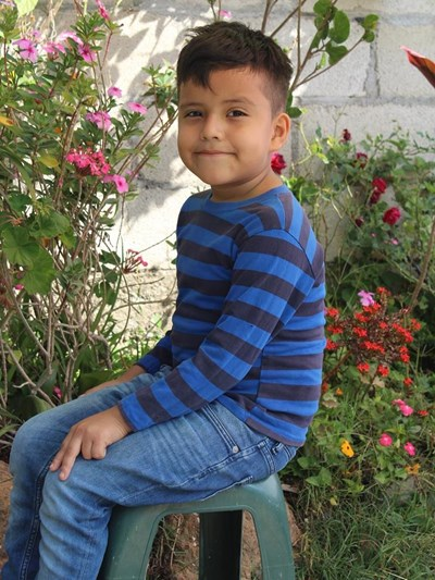 Help Adilzar Nehemias by becoming a child sponsor. Sponsoring a child is a rewarding and heartwarming experience.