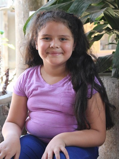 Help Maryorith Mishelle by becoming a child sponsor. Sponsoring a child is a rewarding and heartwarming experience.