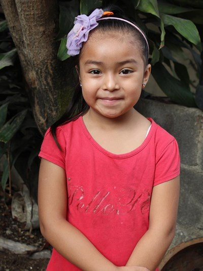 Help Guisela Jazmin by becoming a child sponsor. Sponsoring a child is a rewarding and heartwarming experience.