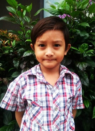 Help Cj Danescent A. by becoming a child sponsor. Sponsoring a child is a rewarding and heartwarming experience.