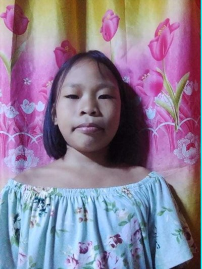 Help Aizel by becoming a child sponsor. Sponsoring a child is a rewarding and heartwarming experience.