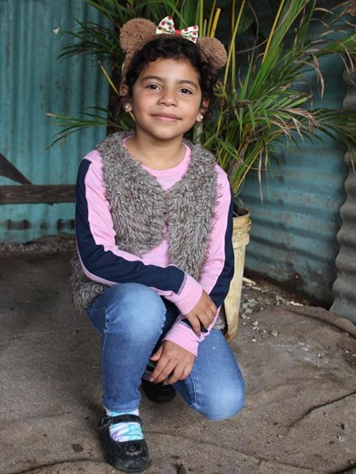 Help Ashley Fabiola by becoming a child sponsor. Sponsoring a child is a rewarding and heartwarming experience.