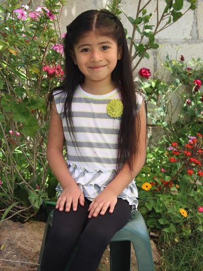 Help Yaana Elizabeth Janeth by becoming a child sponsor. Sponsoring a child is a rewarding and heartwarming experience.