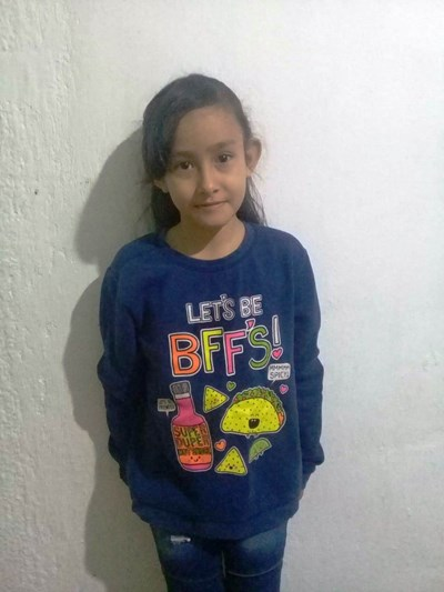 Help Wendy Guadalupe by becoming a child sponsor. Sponsoring a child is a rewarding and heartwarming experience.