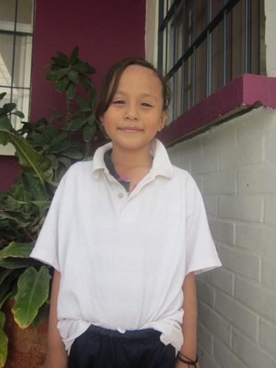 Help Ivana Del Rayo by becoming a child sponsor. Sponsoring a child is a rewarding and heartwarming experience.