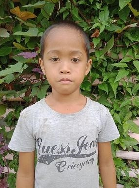 Help John Mark G. by becoming a child sponsor. Sponsoring a child is a rewarding and heartwarming experience.