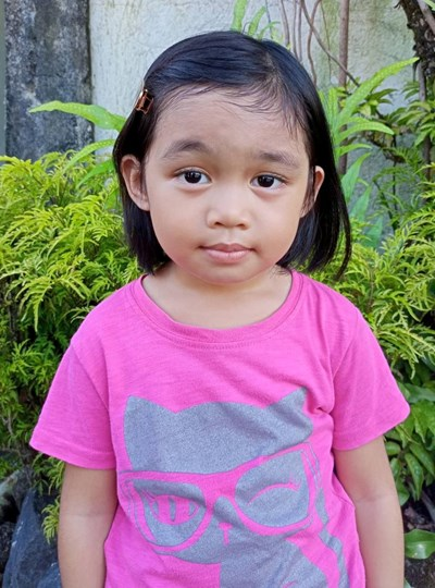 Help Hillary B. by becoming a child sponsor. Sponsoring a child is a rewarding and heartwarming experience.