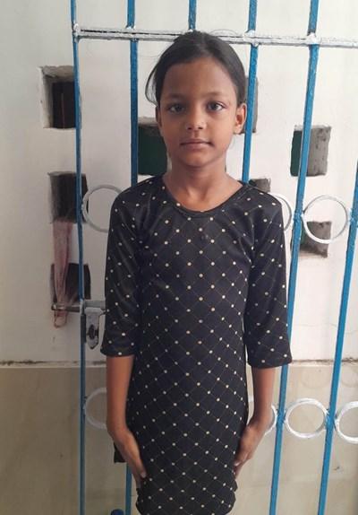 Ayude a Ashya apadrinándole hoy. El apadrinamiento es una experiencia hermosa y gratificante.
