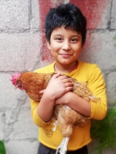 Help Junior Nemecio by becoming a child sponsor. Sponsoring a child is a rewarding and heartwarming experience.