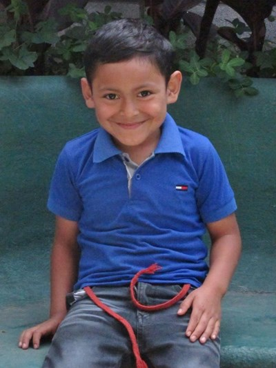 Help Benjamin Emanuel by becoming a child sponsor. Sponsoring a child is a rewarding and heartwarming experience.