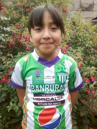 Help Emili Francisca by becoming a child sponsor. Sponsoring a child is a rewarding and heartwarming experience.