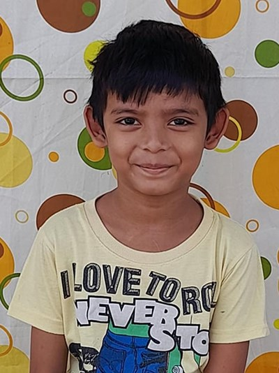 Help Sky Lawrenz P. by becoming a child sponsor. Sponsoring a child is a rewarding and heartwarming experience.