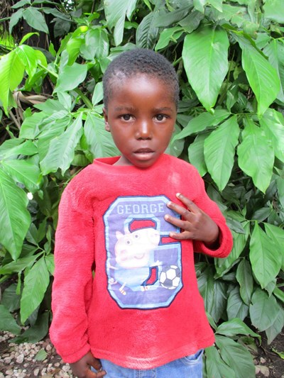 Help Harrison by becoming a child sponsor. Sponsoring a child is a rewarding and heartwarming experience.