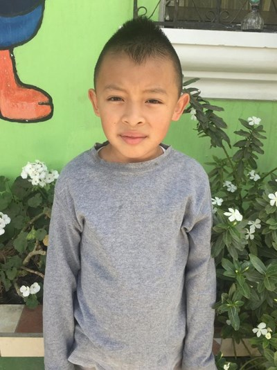 Help Justin Eduardo by becoming a child sponsor. Sponsoring a child is a rewarding and heartwarming experience.