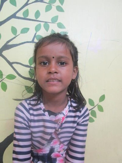 Help Suvangi by becoming a child sponsor. Sponsoring a child is a rewarding and heartwarming experience.